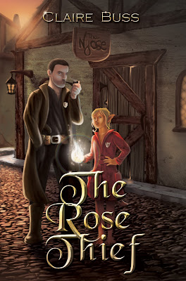 The Rose Thief cover