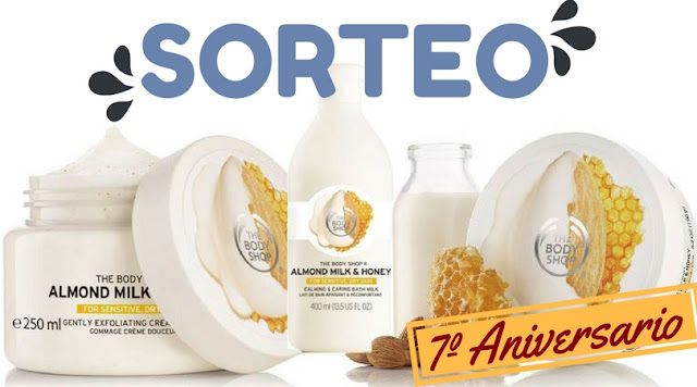 Sorteo The Body Shop