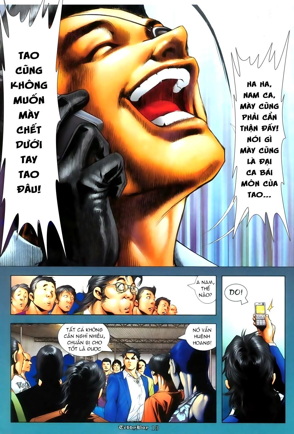 Người Trong Giang Hồ Chap 1115 - Truyen.Chap.VN