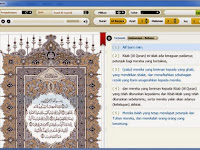 Software Al-Quran Digital Terlengkap dari King Saud University | [free download]