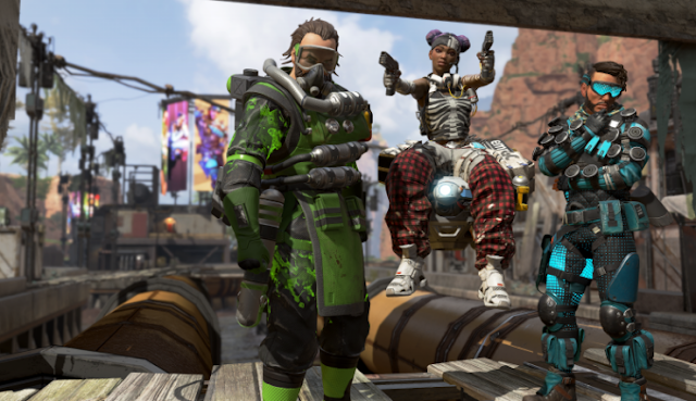 Apex Legends has arrived: How to download the new Titanfall battle royale