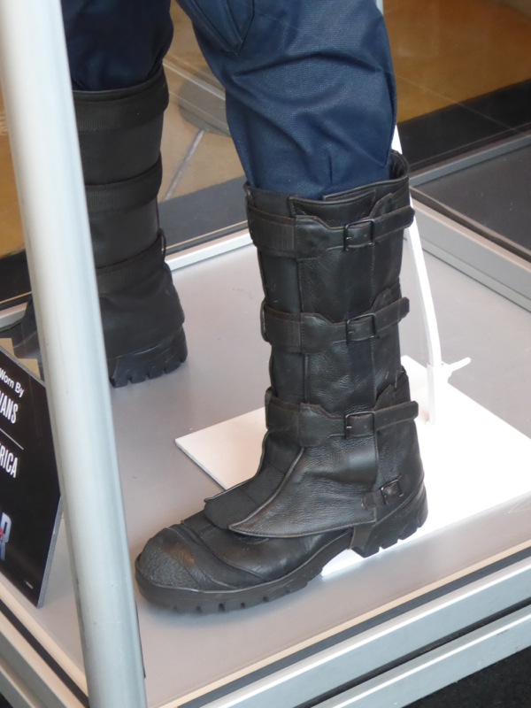 Captain America Civil War boots