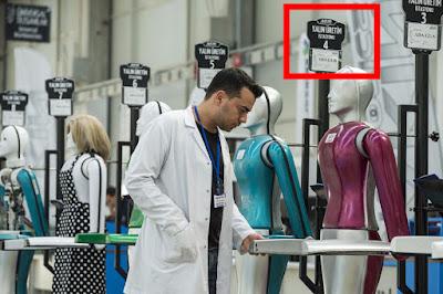 akınrobotics yerli ve milli insansı robot fabrikası toyota yalın üretim sistemi