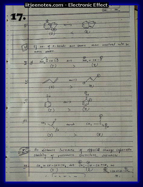 Electronic Effect Notes2