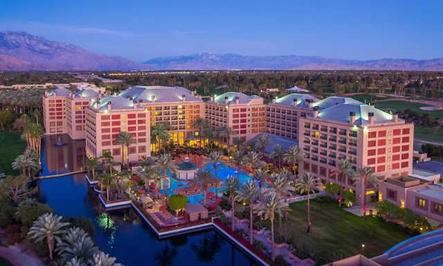 Renaissance Indian Wells Resort & Spa welcomes hotel guests with elevated accommodations, superb amenities and an ideal location near Palm Springs.