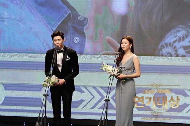 2016 MBC 演技大賞 연기대상 完整得獎名單 - KPN 韓流網