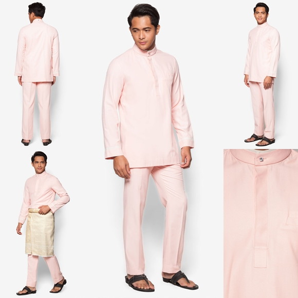 Baju Melayu Lelaki Baju Raya 2016