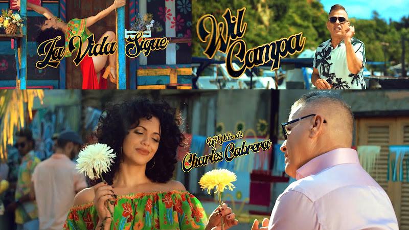 Wil Campa - ¨La vida sigue¨ - Videoclip - Dirección: Charles Cabrera. Portal del Vídeo Clip Cubano