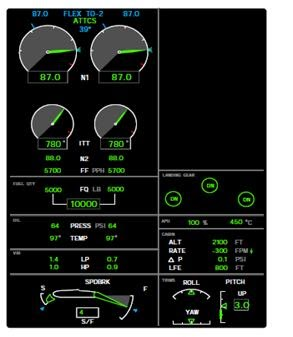 Avionics For Dummies Engine Indication And Crew Alerting