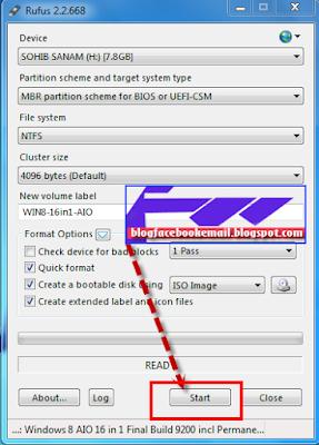 bagaimana cara membuat bootable di flashdisk