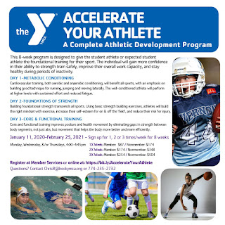 New youth programs starting at the YMCA in January, register now