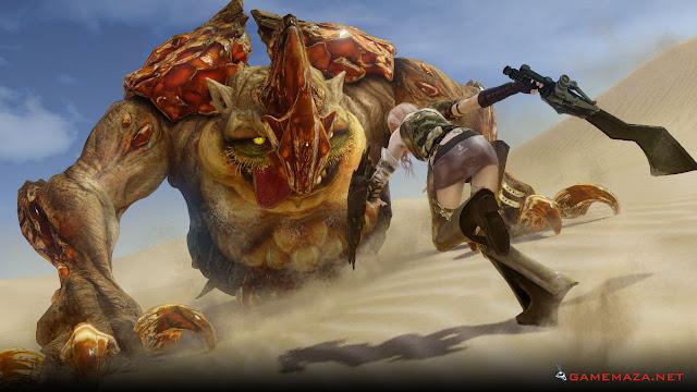 Lightning Returns Final Fantasy XIII Gameplay Screenshot 1