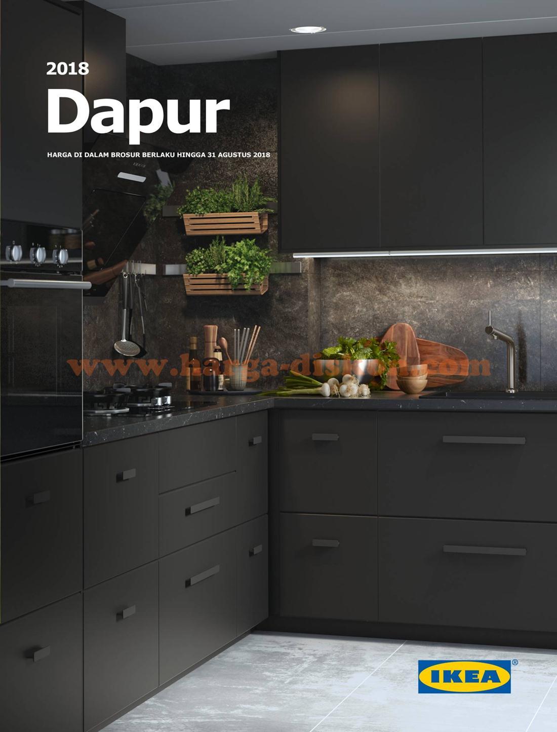 Katalog Ikea Brosur Ikea 2018 Dapur Harga Promo