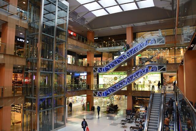 Andorra La Vella mall