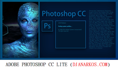 Adobe Photoshop CC Lite Pro 14.2.1 Full Version