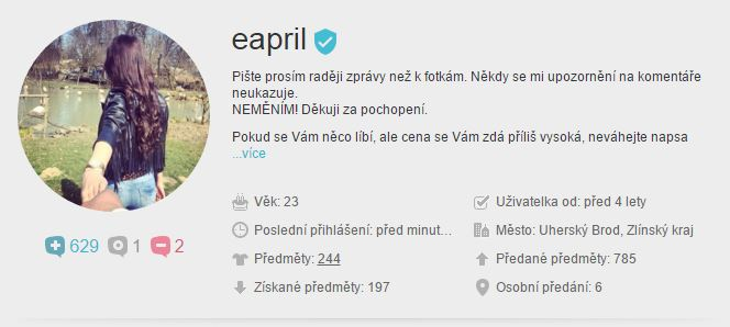 a21d72be2a Vinted soutěž ♥ - Blogerky.cz