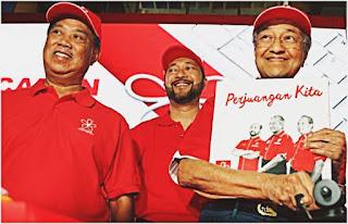 Image result for Parti Pribumi Bersatu Malaysia (PPBM) in johore