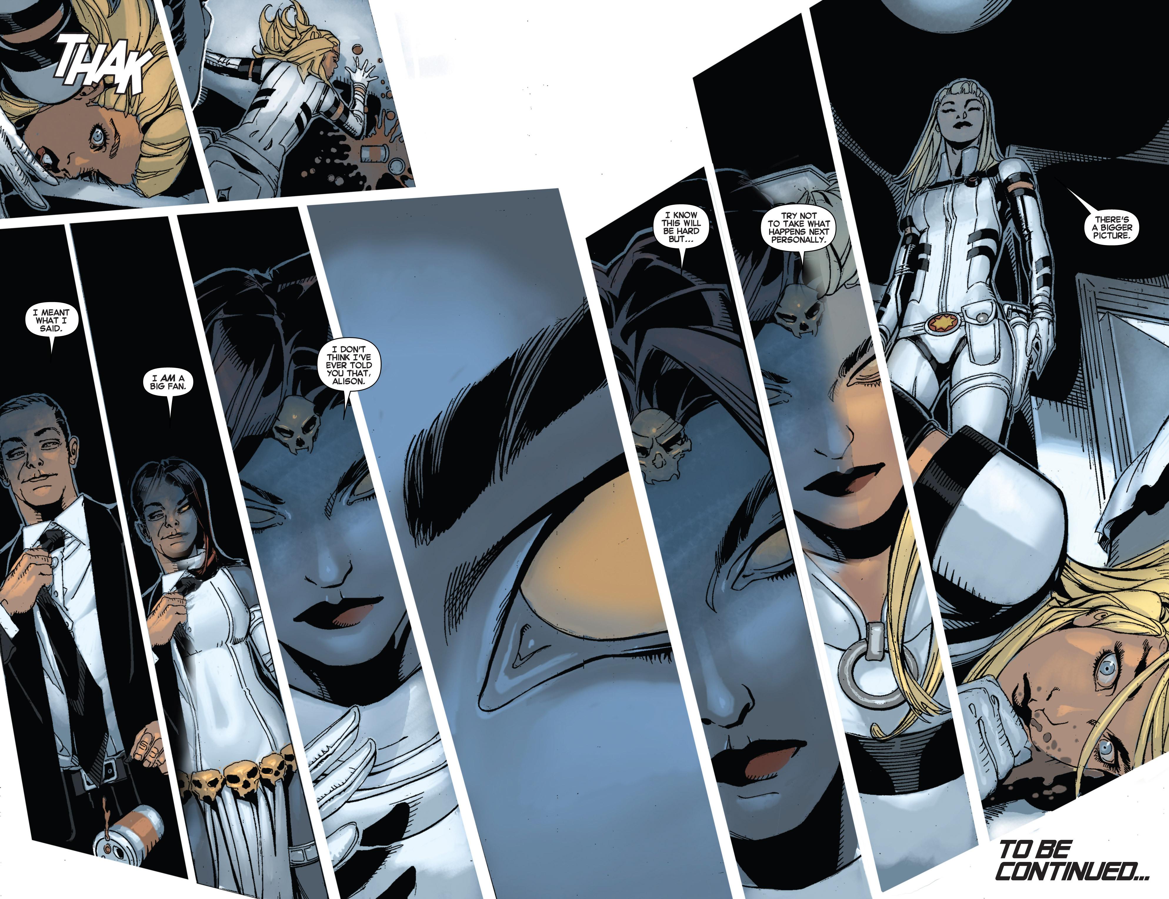 Read online Uncanny X-Men (2013) comic -  Issue #9 - 18