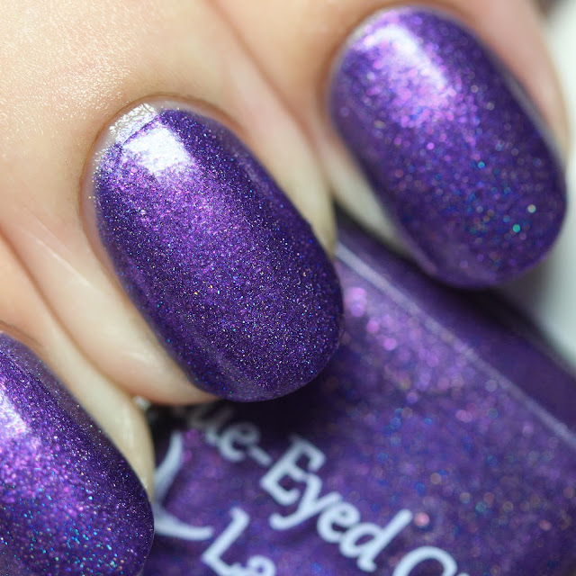 Blue-Eyed Girl Lacquer Social Workin' Super Siren