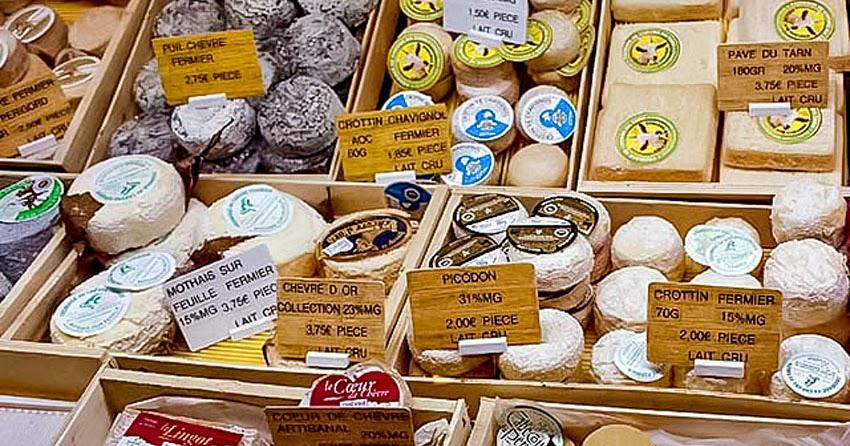 Salmorrejo quesos franceses para disfrutar con la vista for Guisos franceses