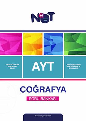 Binot AYT Coğrafya Soru Bankası PDF