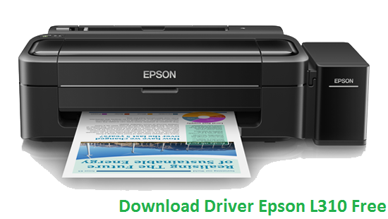 Download Driver Epson L310 Free | Download Drivers Printer Free
