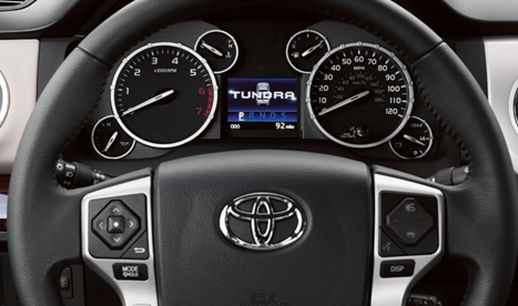 2017 Toyota Tundra SR5 Specs