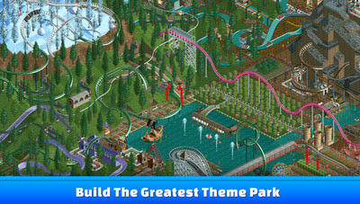 RollerCoaster Tycoon Classic APK 1.0.2.1612222