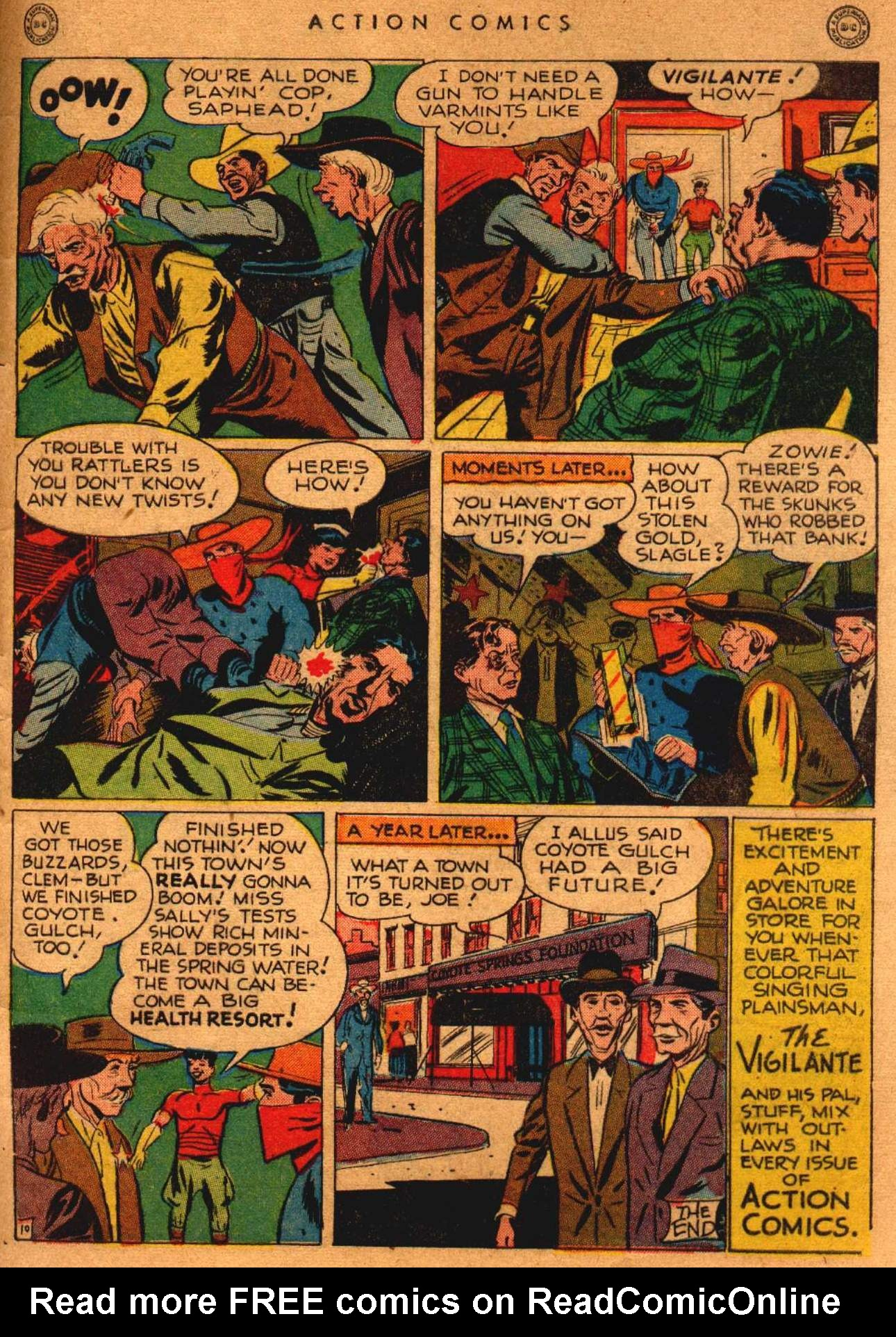 Read online Action Comics (1938) comic -  Issue #108 - 46