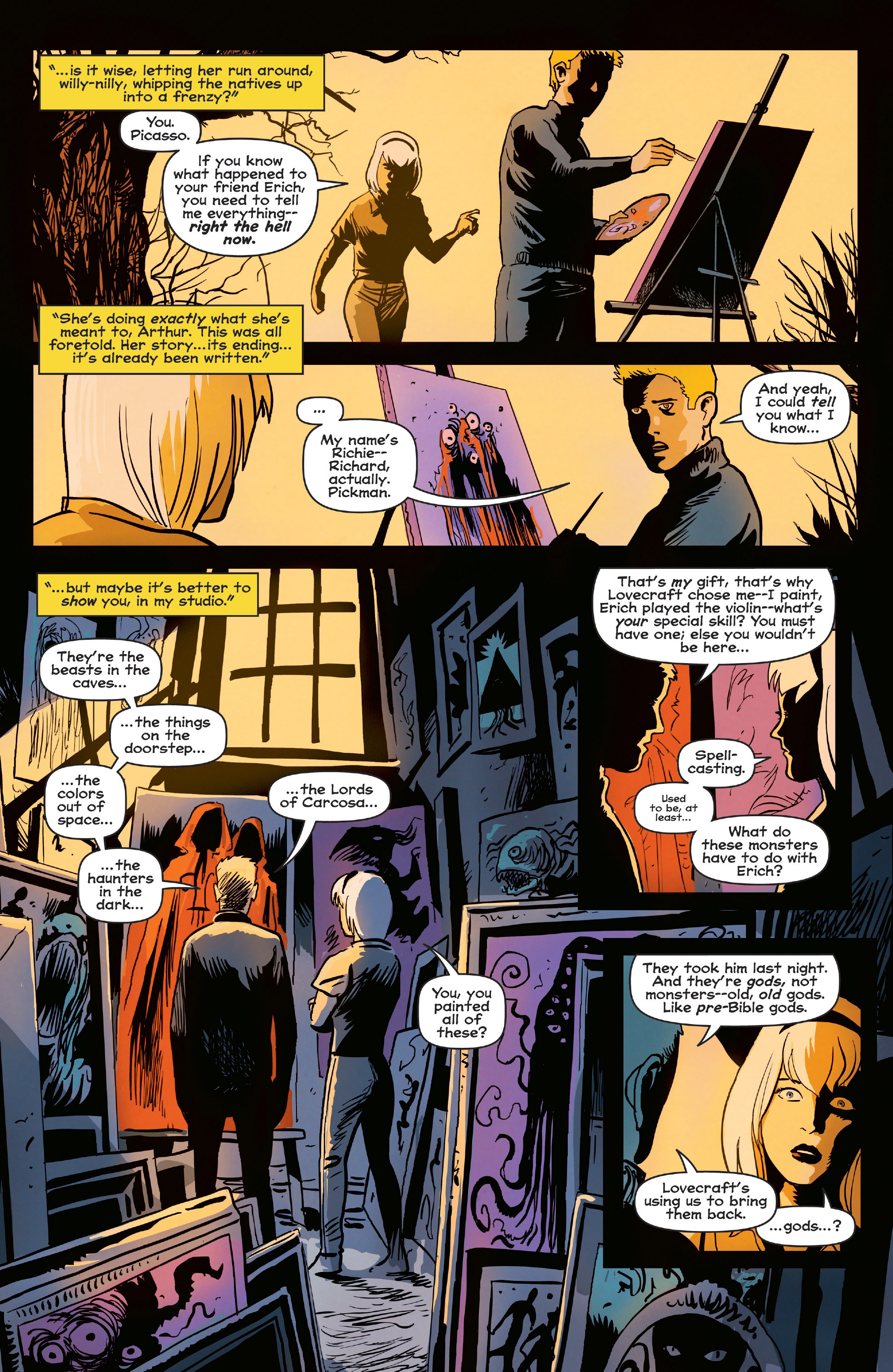 Read online Afterlife with Archie comic -  Issue #6 - 18