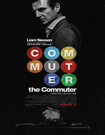 The Commuter 2018 Full English Movie BRRip Download
