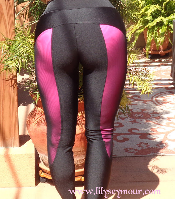 Atlanta Transparent Leggings