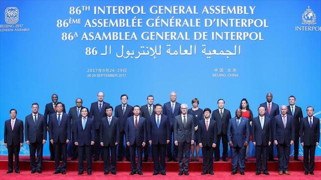 Interpol aprueba la membresía de Palestina en el organismo