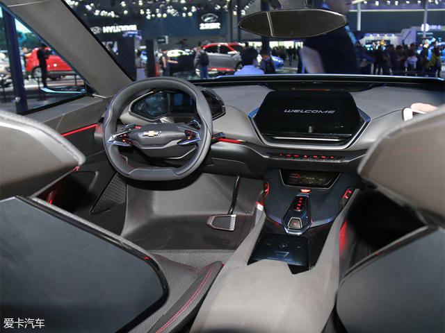 Chevrolet FNR-X Concept: Review >> Chevrolet Fnr Release Date Car Reviews 2018