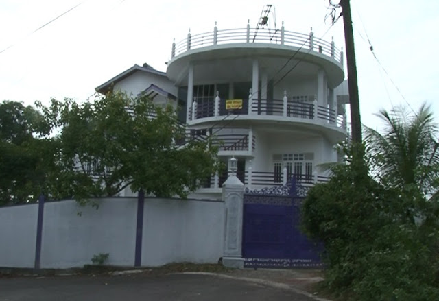 Weerawansa's Hokandara house