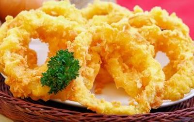resep onion goreng