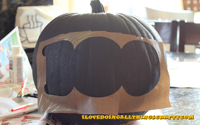 DIY Painted Pumpkins | Halloween Decor