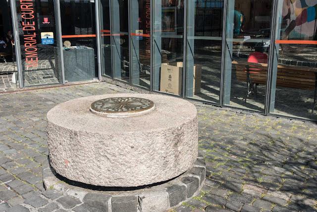 Uma cápsula do tempo no Memorial da Cidade de Curitiba