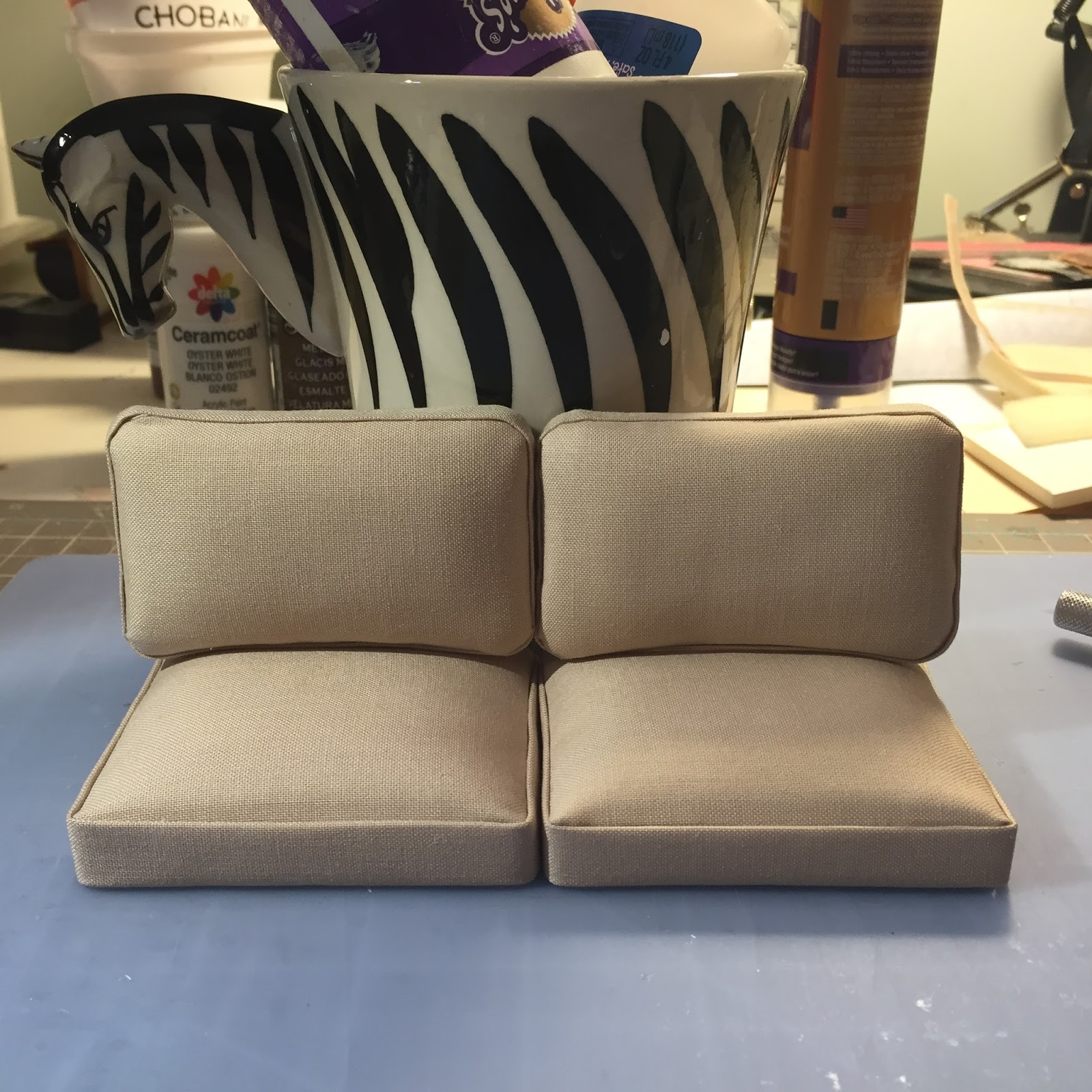 sofa framework tutorial maker dollhouse couch the kinfeld