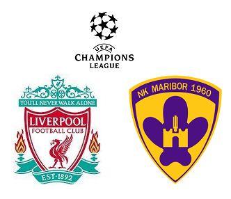 Liverpool vs Maribor match highlights