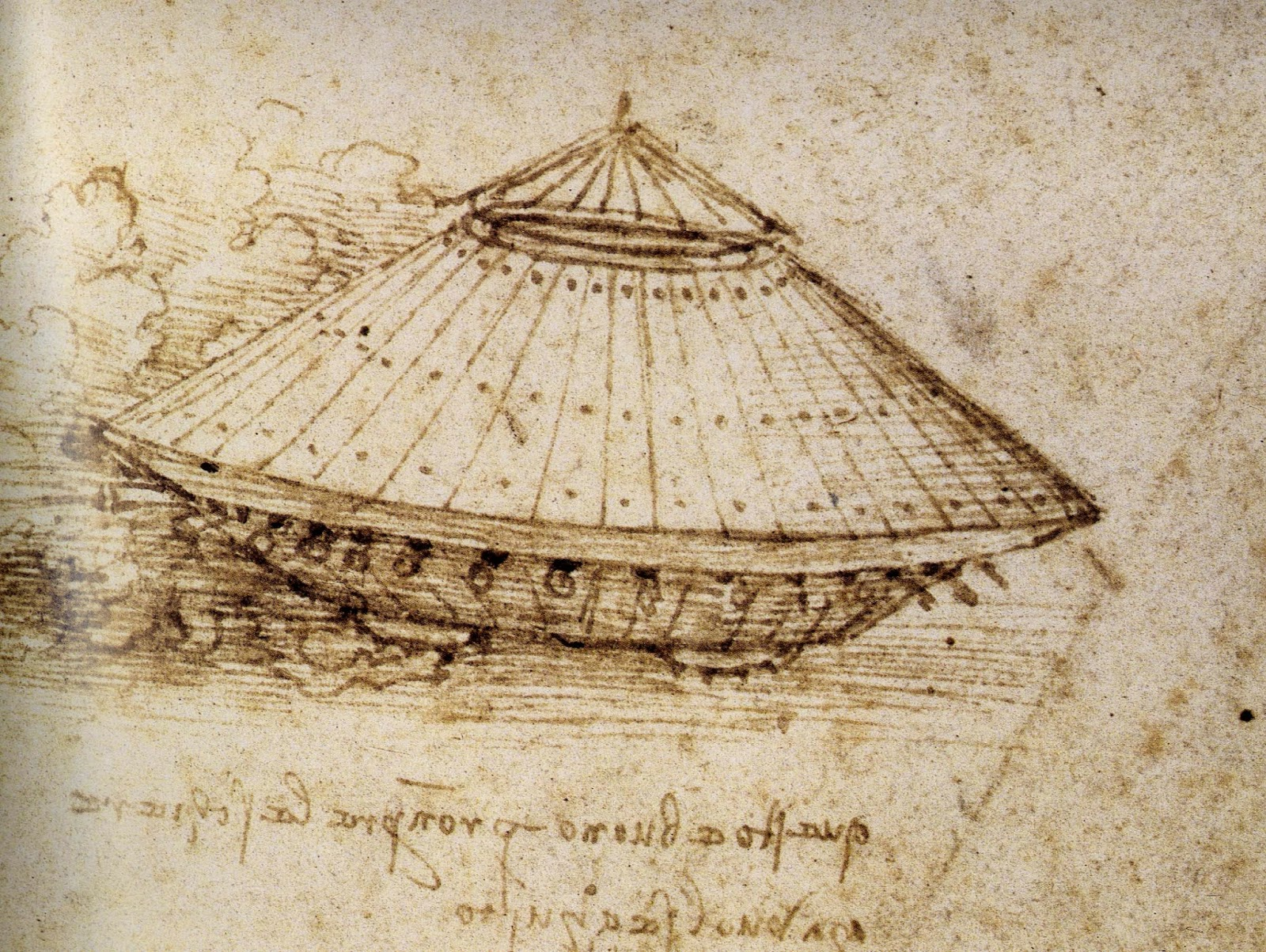 Joyful Art Drawings Of Leonardo Da Vinci