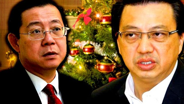 Ketua Menteri Suka Bergaduh - Liow Tiong Lai #MCA