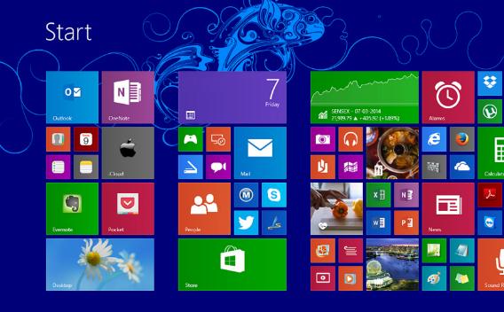 Fitur Tersembunyi Pada Windows 8.1