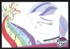 MLP The Magic in Her Heart Series 4 Trading Card