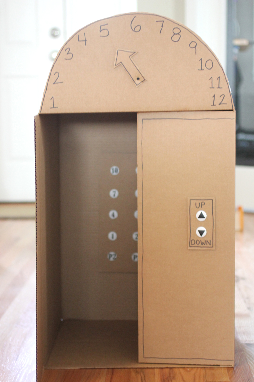 15 Amazing Cardboard Box Crafts For Kids Including The Best