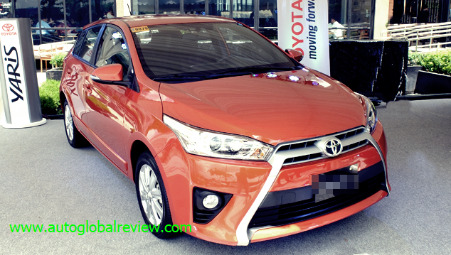 Toyota Yaris 1.3 E M/T
