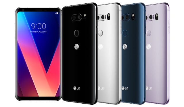 There is exclusively ane major divergence betwixt these phones Price revealed of LG V30 too LG V30 plus