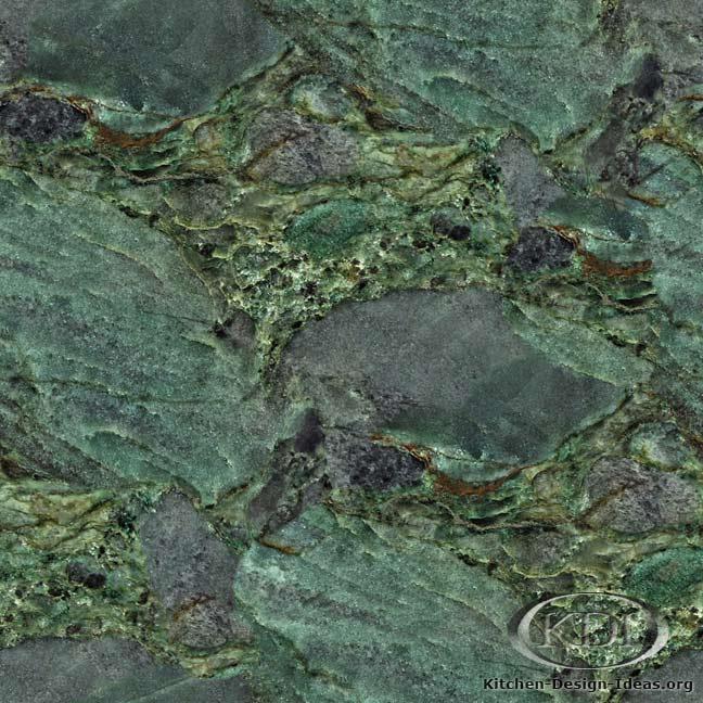 Emerald Green Marble : Emerald green granite kitchen countertop ideas book
