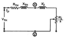 Synchronous Motor Equivalent Circuit AC Electric Motor