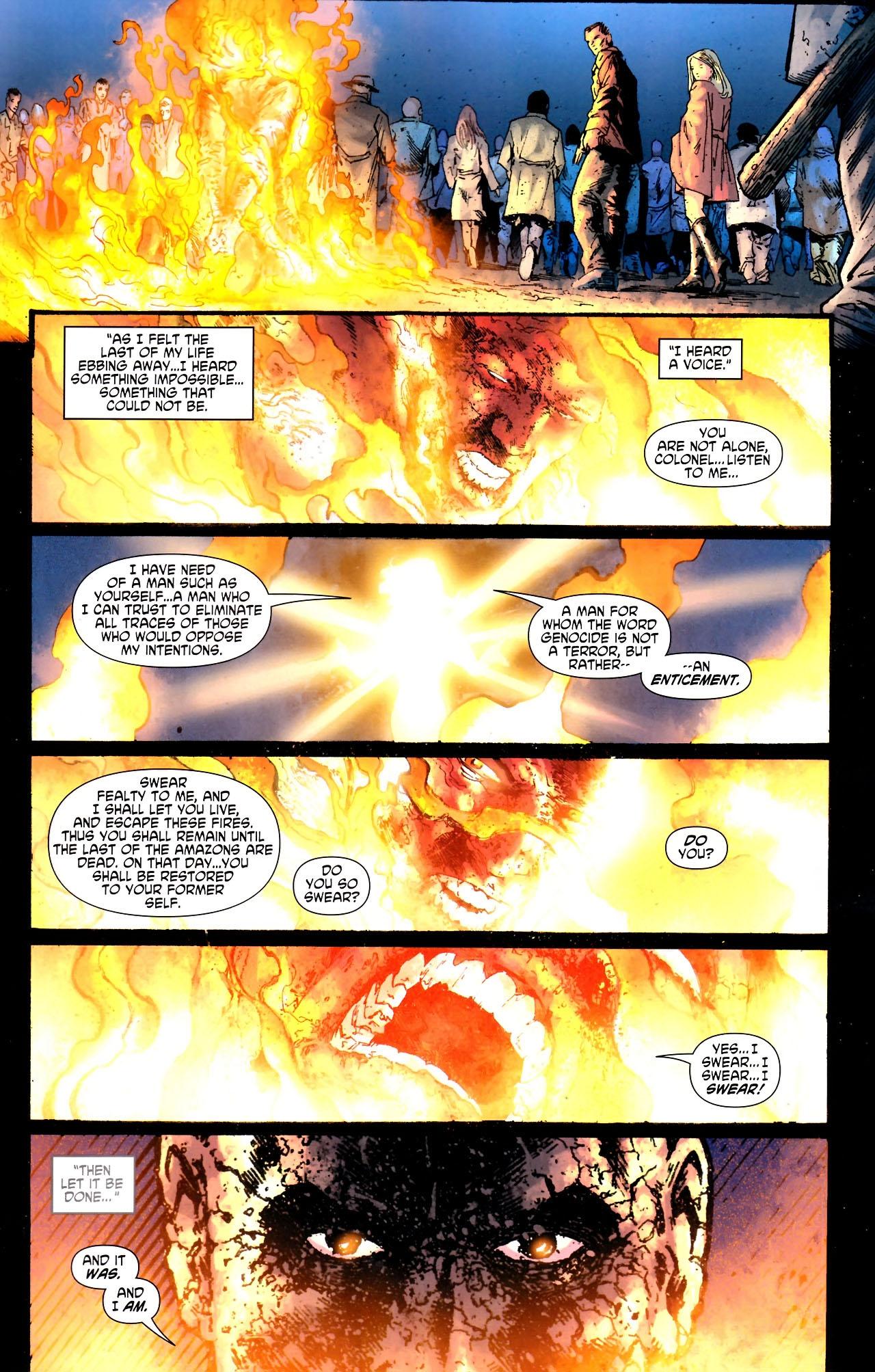 Read online Wonder Woman (2006) comic -  Issue #604 - 6